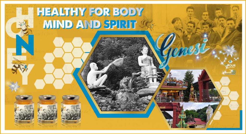 Healthy for body, spirit, and mind