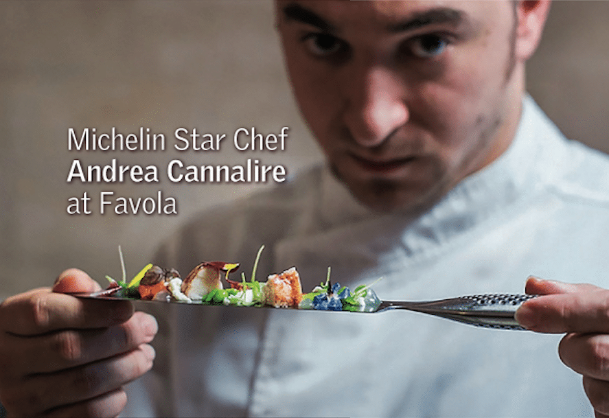 Chef Andrea Exclusive in Chiang Mai