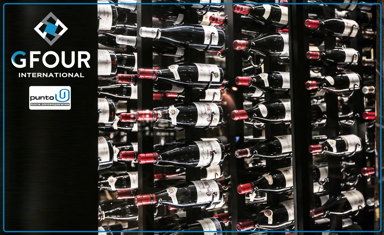 GFour International fine wine stocks and build your investment