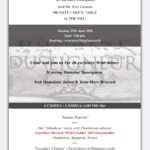 [Jun 25] Wine Dinner with Domaine Duseigneur